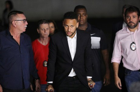 Neymar prestou depoimento no último dia 13 em SP