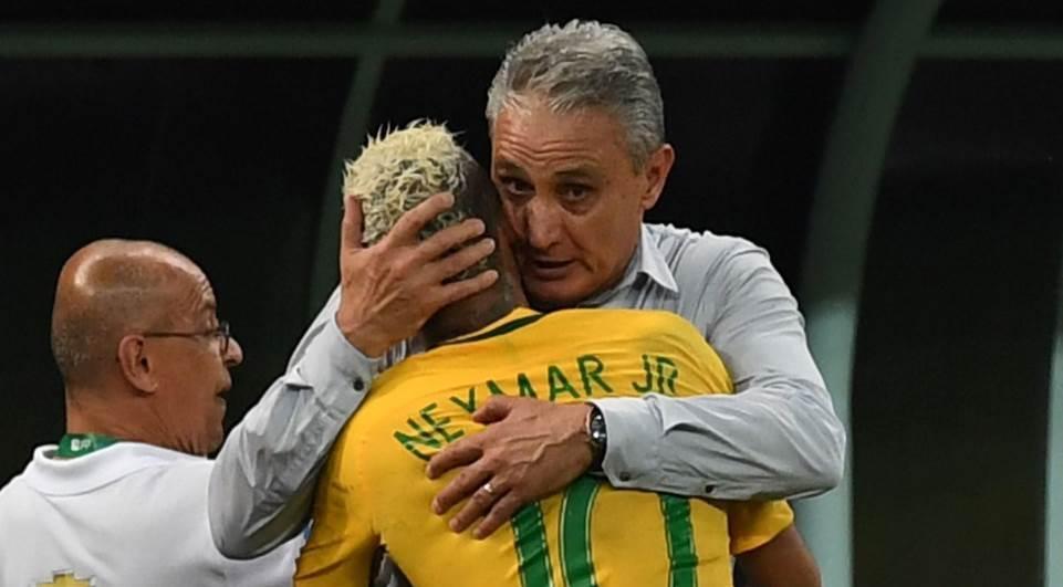 A importância absoluta de Neymar seguirá a mesma. Tite precisa do talentoso atacante