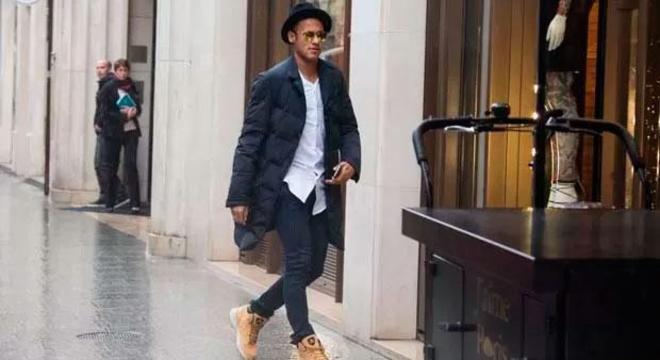 Polícia francesa conseguiu vídeos de Neymar e Najila