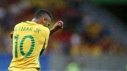 Sem Neymar, Fred herda camisa 10 no amistoso do Brasil contra a Rússia ()