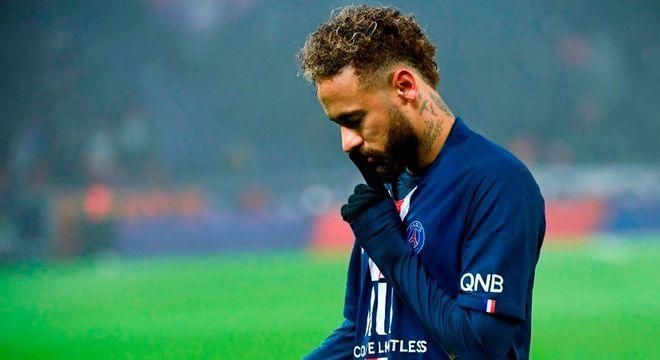 Neymar, entre outras desfeitas, já mandou a torcida do próprio PSG se calar