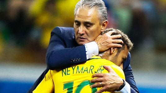 Enderson 'antecipa'. Tite perdoa, de novo, e Neymar continua capitão (CBF)