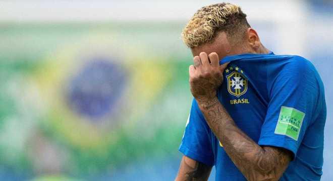 O prestígio de Neymar no futebol europeu nunca esteve tão baixo