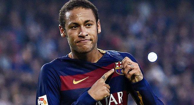Neymar era feliz no Barcelona. Só não disse ao seu pai