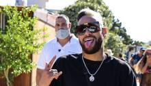 Festança de Neymar tem licença de órgãos competentes, diz agência
