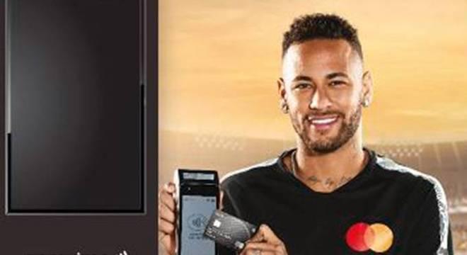 Mastercard suspendeu propaganda com Neymar na Copa América. Pela acusação