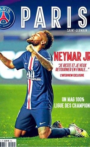 Neymar não teve outra saída. A não ser ficar no PSG. Nada de Barcelona. Nem Messi