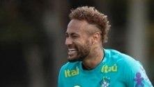 Após acusação de assédio, Neymar cobre símbolo de ex-patrocinador