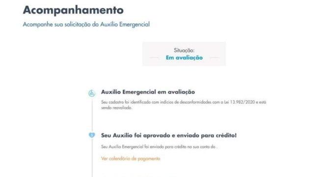 Dados de Neymar foram usados para pedir auxílio emergencial