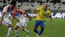 Neymar elogia postura do Brasil: 'Não dá para ter sorriso toda hora'
