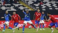 Brasil sofre, mas vence Chile e quebra recorde nas Eliminatórias