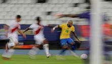 Brasil e Peru voltam a duelar, agora por vaga na final da Copa América