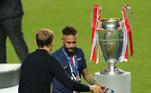 Neymar, Champions 2020, PSG,