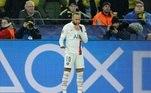 Neymar, comemoração, PSG