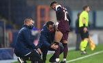 'Nós estamos tristes. Sim, o Neymar está lesionado e só poderá voltar a jogar com a gente depois da pausa', afirmou Thomas Tuchel