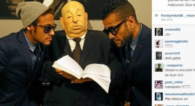 Chegou a hora de Daniel Alves falar sério com Neymar