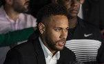 Neymar, depoimento