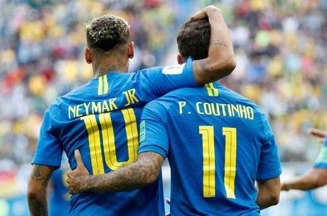 Coutinho enalteceu vitória de Neymar no jogo