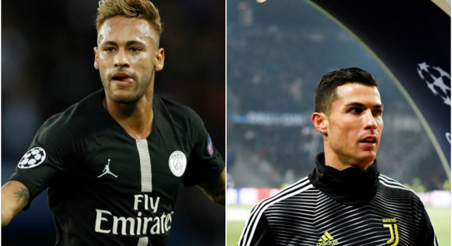 Neymar Tem Números Melhores Do Que Cristiano Ronaldo Aos 27