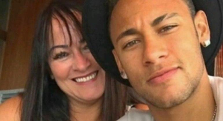 Neymar e Nadine