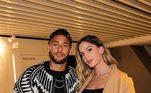 Neymar e Natalia