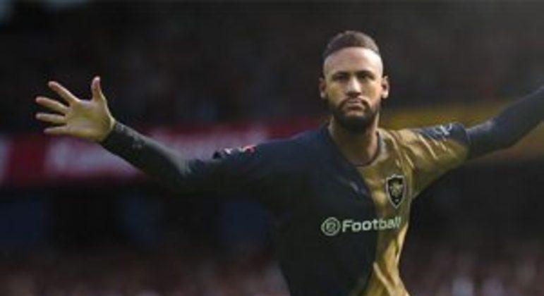 Neymar é o novo embaixador da série eFootball PES
