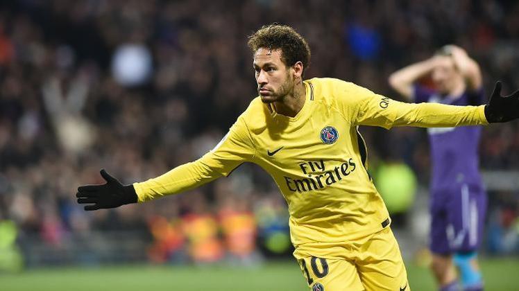 Neymar, em 2018: Em seu primeiro ano no PSG, Neymar não veio ao Brasil e ficou focado na Liga dos Campeões. Na quarta-feira de cinzas, o atacante enfrentou o poderoso Real Madrid