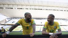 Gabigol convida Neymar para jogar no Flamengo: 'Esperando você'