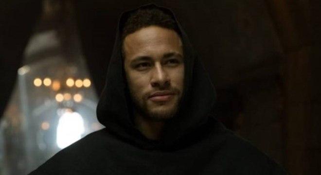 Neymar estará em dois capítulos do seriado espanhol