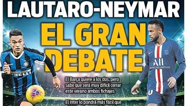 O argentino ganhou muita força nestes últimos dias na diretoria do Barcelona