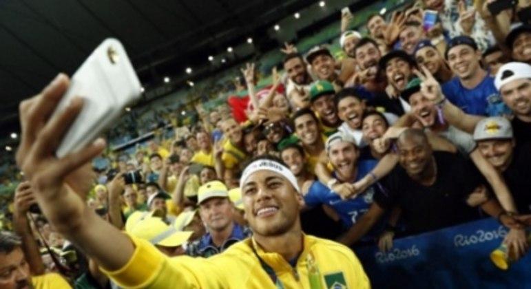 Neymar - Olimpíada