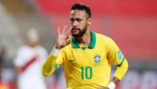 Brasil volta a jogar pelas Eliminatórias no mês de junho