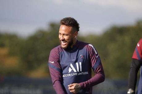 Neymar vive ótimo momento no PSG