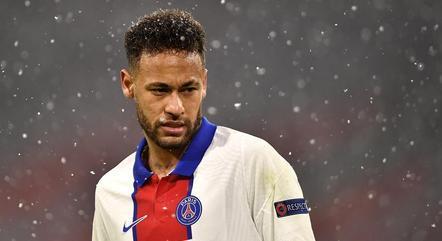 Neymar jogou bem na primeira partida
