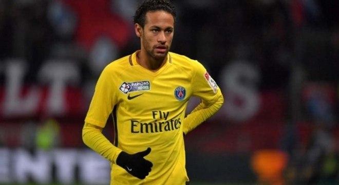 Neymar fez 30 jogos pelo PSG e marcou 28 gols