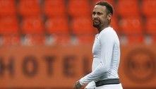 Neymar faz 2, mas PSG leva virada do Lorient e deixa a liderança