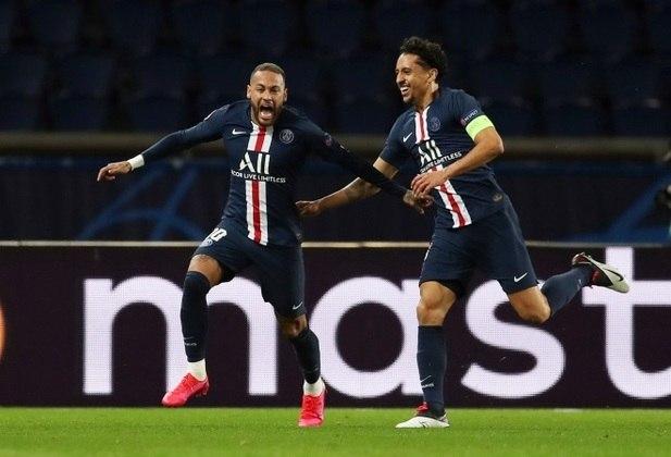 O craque brasileiro foi importante também nas oitavas de final da atual Champions League, ao marcar o gol que abriu o placar no jogo de volta, quando o PSG bateu o Borussia Dortmund e garantiu a sequência na competição