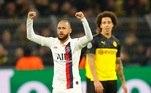 Neymar, PSG, Dortmund