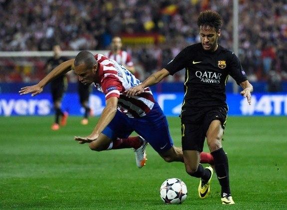 Neymar (PSG) - Figura centro do comentário de Hazard.
