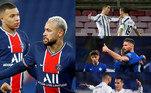 Neymar, PSG, Giroud, Benzema