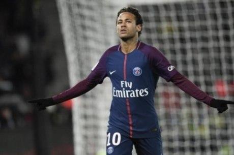 Neymar só está atrás de Messi e de CR7