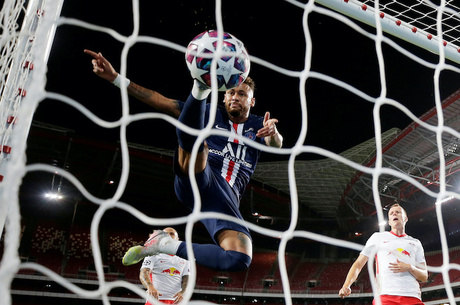 Neymar está pela segunda vez na final da Champions League