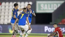 Brasil se impôs. Venceu o Paraguai. Seleção vai jogar a Copa América