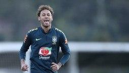 'Neymar evolui acima do esperado', afirma preparador físico da seleção ()