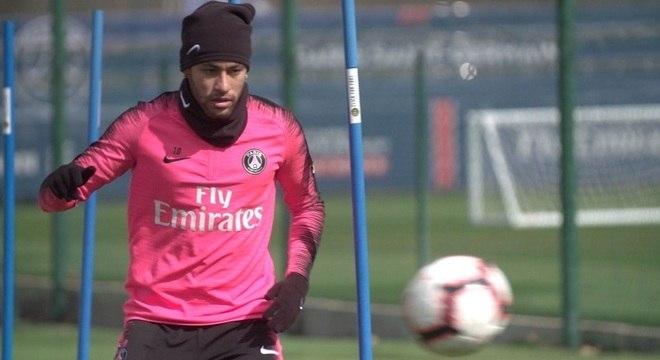 Resultado de imagem para Neymar, hoje no PSG