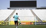 Neymar, treino seleção brasileira, Itaquerão,