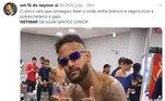 Fãs de Neymar colocam atacante nos assuntos mais comentado no mundo nas redes sociais