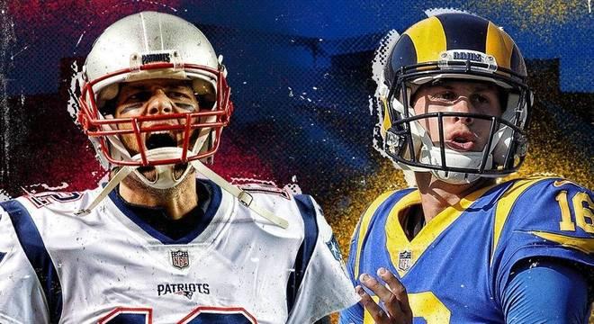 Super Bowl acontece no próximo dia 3 de fevereiro