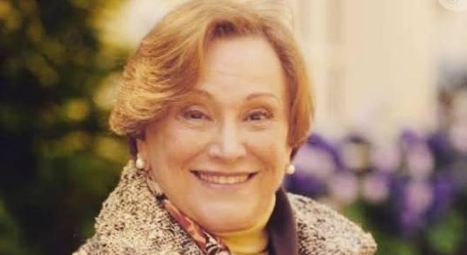 Nicette Bruno faleceu neste domingo (20) vítima da Covid-19