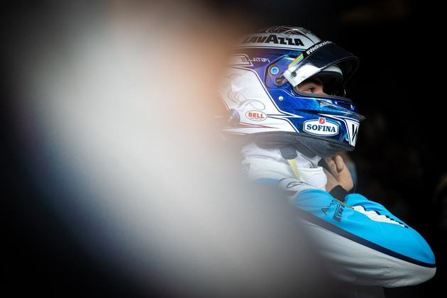 Nicholas Latifi, por outro lado, sai em 19º (Foto: Williams)